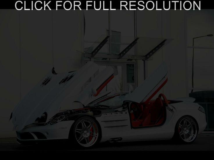 Mercedes-Benz SLR McLaren. price, modifications, pictures. MoiBibiki