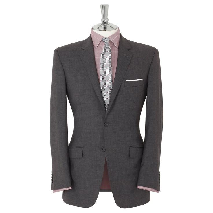 2-Button Slim-Fit Suit