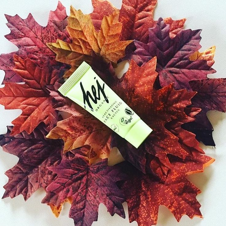 """Gefällt 369 Mal, 4 Kommentare - HEJ ORGANIC (@hejorganic) auf Instagram: """"#HejAutumn 🍁 This gentle face fluid pampers your skin and protects it from external influences…"""""""