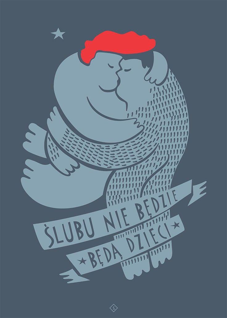 Ślub - wall-being
