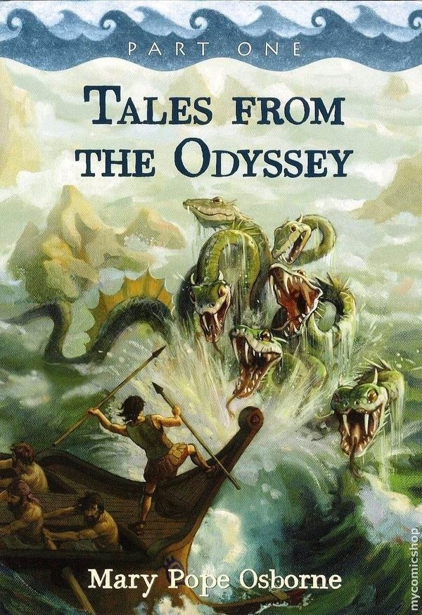 A tale of odysseus long and trying journey home in the odyssey by homer