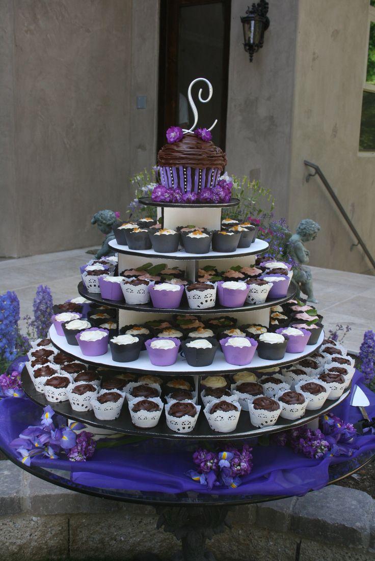 Wedding Cake Cupcake Images