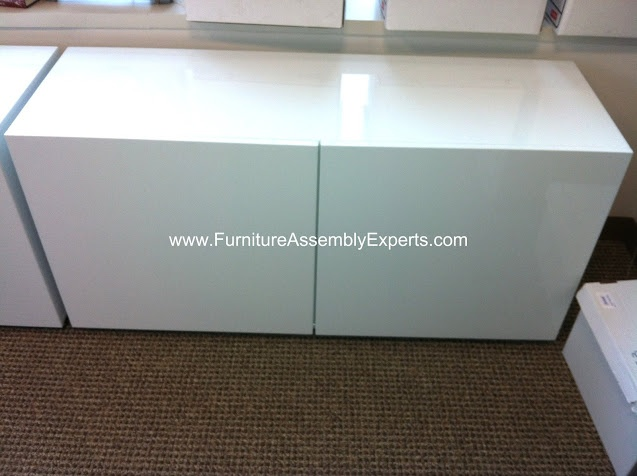 staples credenza storage file cabinet installed in baltimore md by furniture assembly ex office furniture installation service contractor dc md va