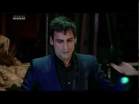 Entrega del Premio Max a Raúl Prieto (2011) - YouTube <3 <3 <3 <3 ❤❤❤❤