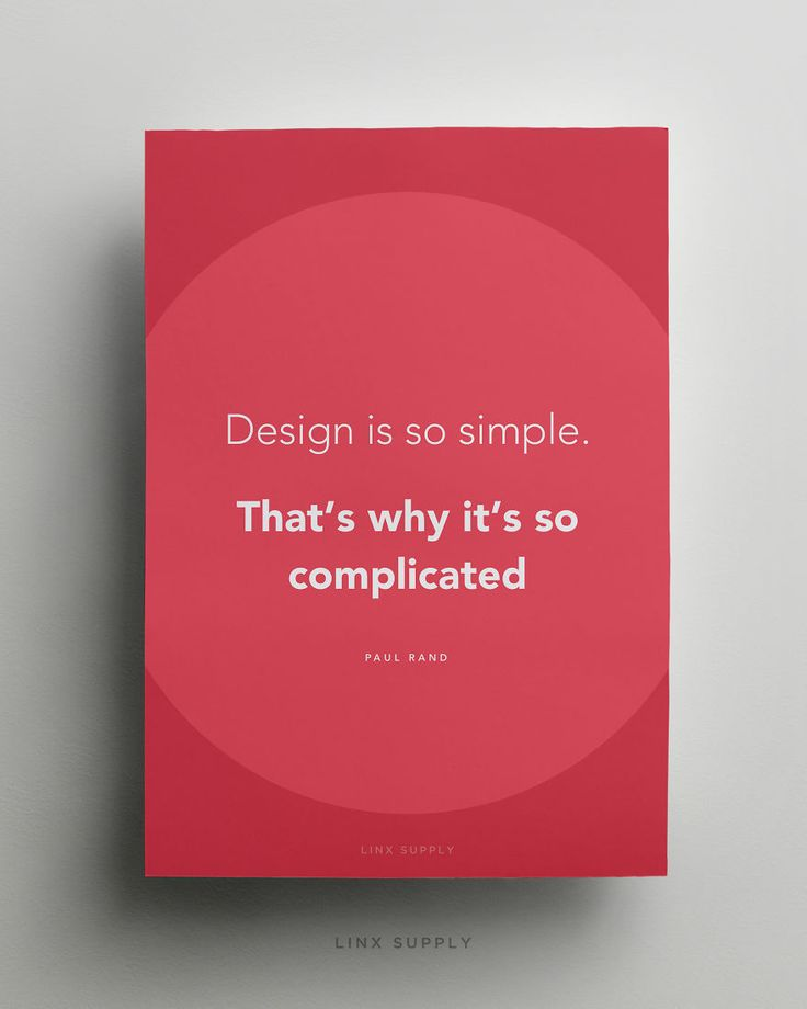 10 Posters That Will Inspire You To Be A Better Designer | Bored Panda