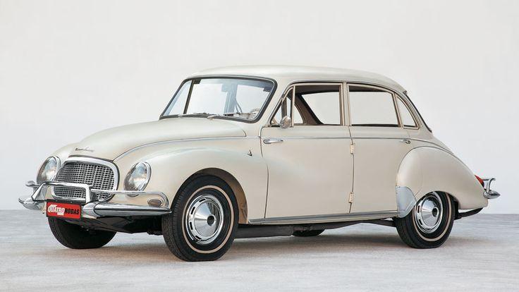 DKW Sedan: soluções anticonvencionais e simplicidade mecânica conquistaram a simpatia (e garagens) das famílias