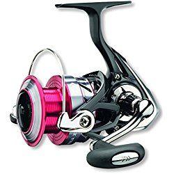 Daiwa Ninja 4000 A frontal de Pesca Spinning ordinario/carrete**Partido de pesca carrete de pesca**