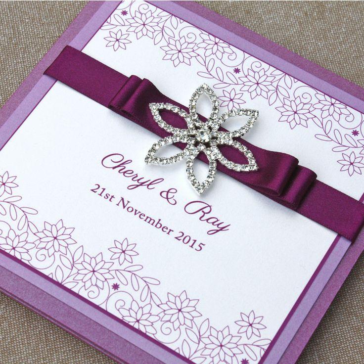 pocketfold invitation pink sherbet wedding stationery - Expensive Wedding Invitations