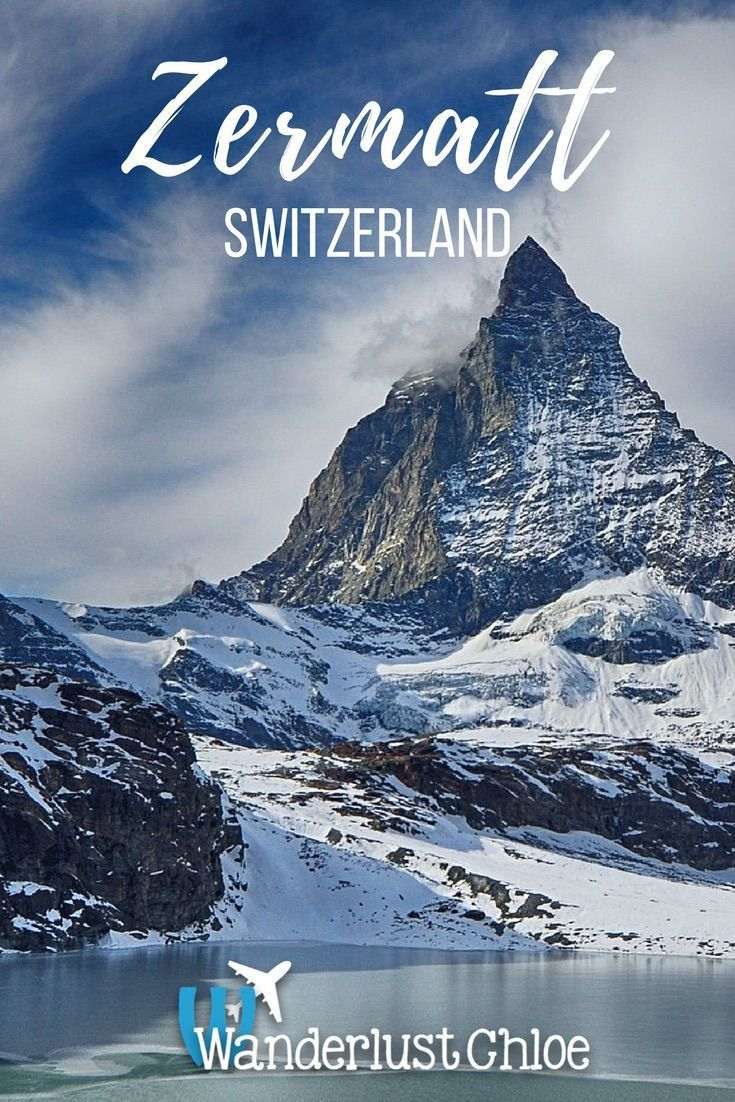 Top Things To Do In Zermatt Switzerland. Zermatt's relaxing spas, top restaurants, stunning views and great activities mean there are plenty of great things to do for non-skiers who fancy a winter holiday in Switzerland. http://www.wanderlustchloe.com/zermatt-switzerland-things-to-do/