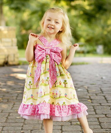 Fairy style toddler dresses