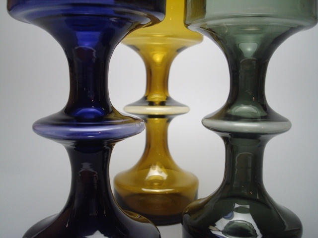 Nuutajarvi KF245 Vase
