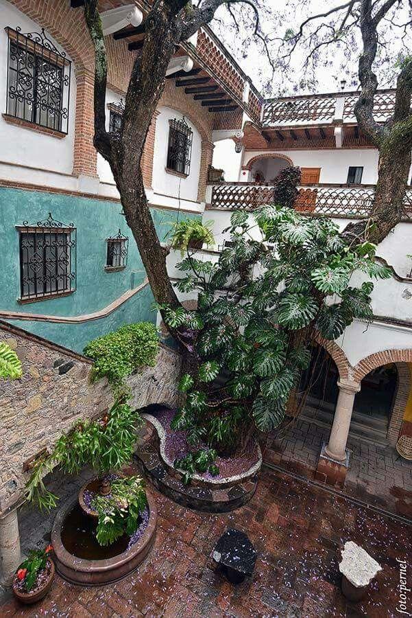 Hotel los Arcos Taxco Gro. Mex