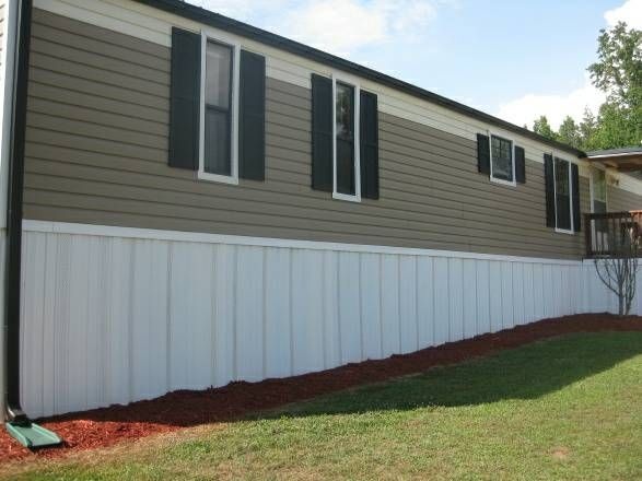How To Insulate And Repair Your Mobile Home Underbelly Mobile Home Roof Mobile Home Renovations Mobile Home Skirting