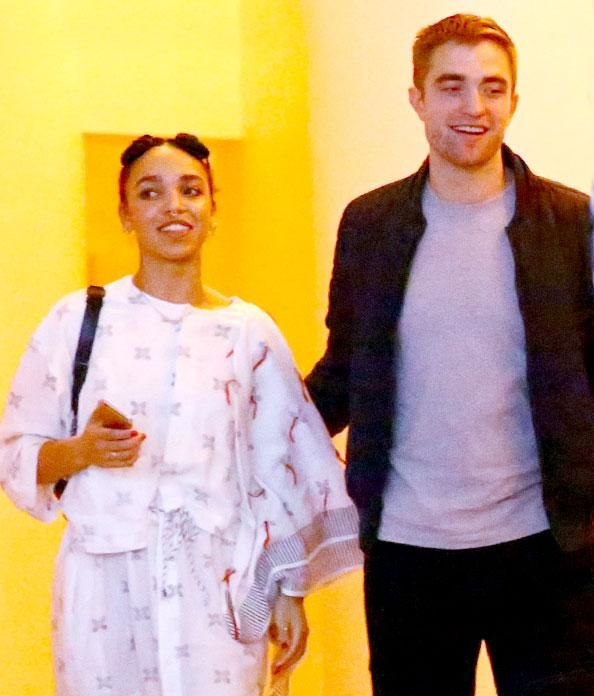 Robert Pattinson and FKA Twiggs Are Engaged  #InStyle