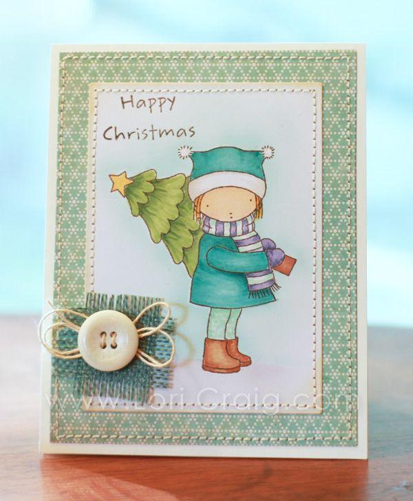 Pure Innocence Happy Christmas - Lori Craig
