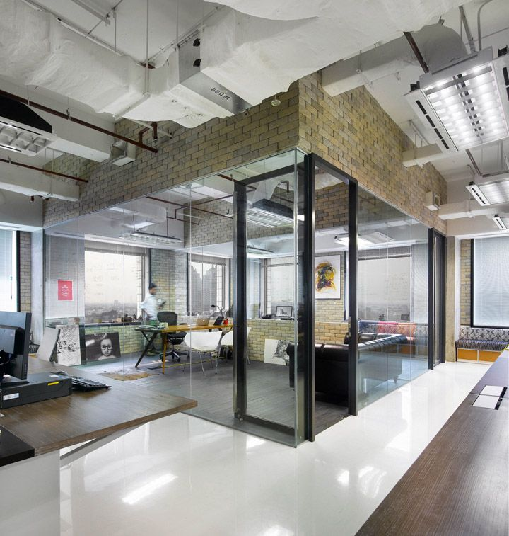 43 best images about commercial interiors modern offices for Commercial space design