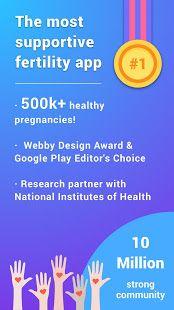 Glow – Der bestbewertete Fruchtbarkeits- und Ovulationstracker!  – Best of Glow Apps