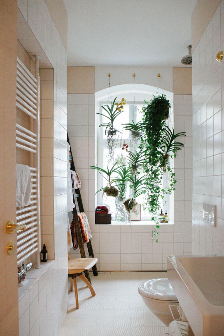 FvF + Vitra = New Berlin Apartment. Plants In BathroomTile ...