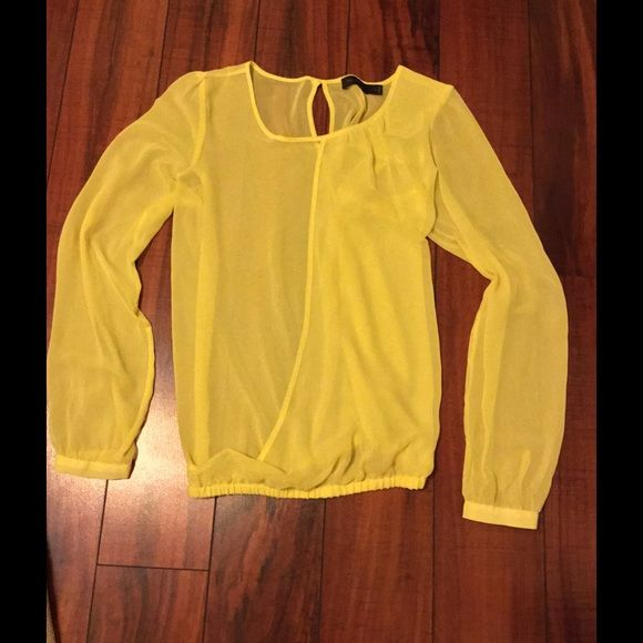 Yellow Blouse On Pinterest 112