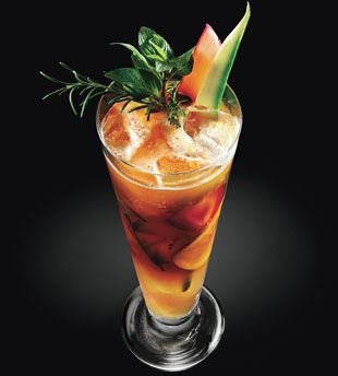 The Pimm's Cup                                                                                                      What the Mojito is to Cuba and the mint julep is to America, the Pimm's Cup is to England—a refreshing, seasonal sipper that's both a symbol of national pride and an international infatuation.