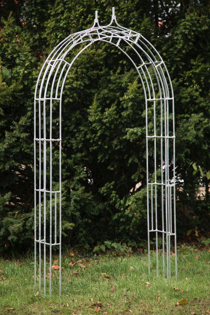 Rosenbogen Vierkant // Metall zink, Toronto klein Bogen