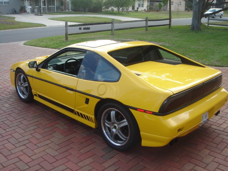 1987 Pontiac Fiero GT.  Highly under rated.   Like driving a go cart. Loved my dad's
