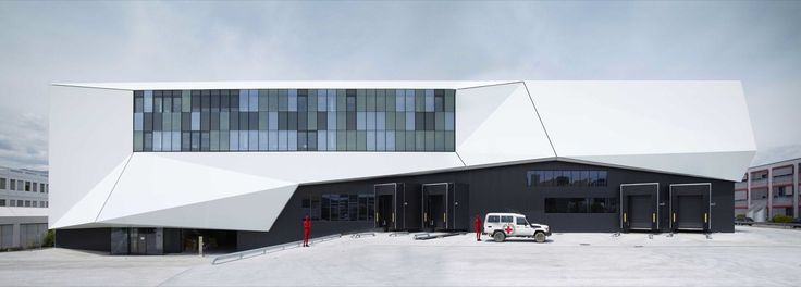 Gallery of ICRC Logistics Complex / group8 - 1