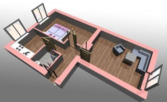 Mieszkanie na sprzedaż, Dąbrowa Górnicza M. Dąbrowa Górnicza Gołonóg, 142 500 PLN, 51 m2, domy-BAL-MS-7617 | Domy.pl