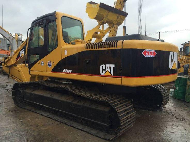 CAT 320 D EXCAVATOR USED FOR SALE