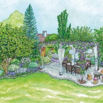 523 best garden images on Pinterest Garden deco, Home ideas and Arbors