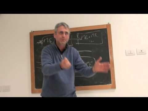 Antonio D'Elia - Mente Conscia, Inconscia e la riscoperta dell'Essere - YouTube