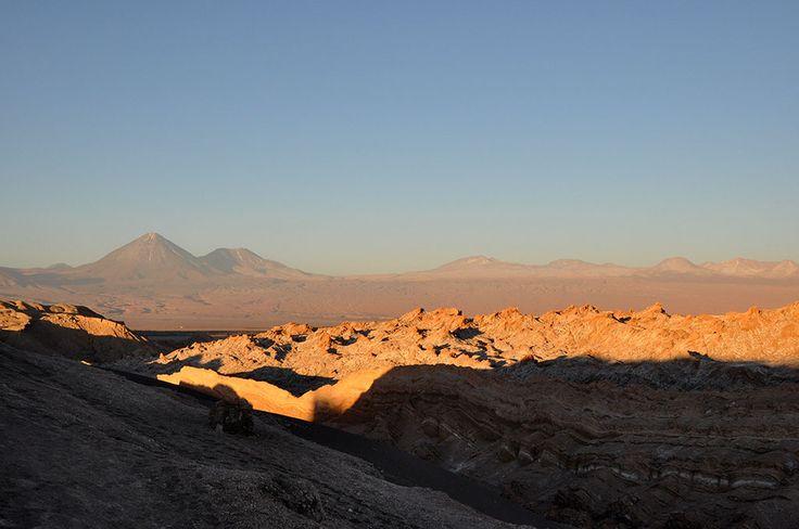 Valle de la Luna Atacama Chile