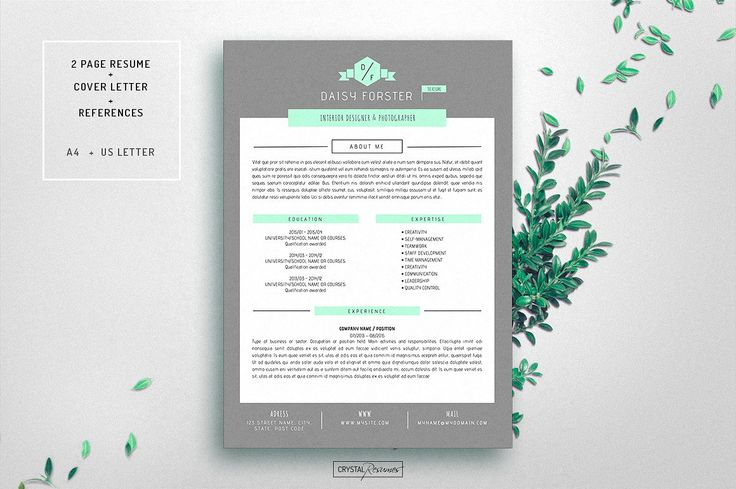 23 best Resume, Cover Letter images on Pinterest Resume tips