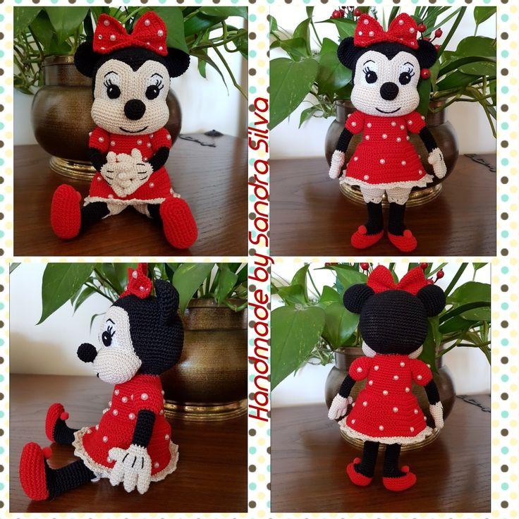 Minnie #minnie #amigurumi