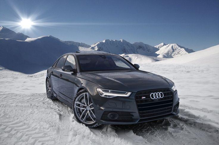 Audi S6 450hp, V8 4.0 twinturbo