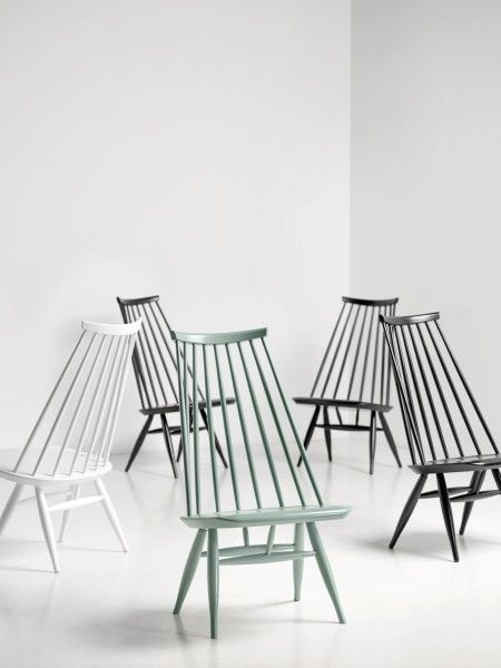 Madmoiselle-chair from Artek
