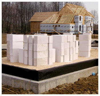 Charming AAC   Autoclaved Aerated Concrete: Fire Proof, 1/4 The Weight Of