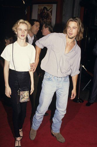 Back To 1992 Kalifornia Brad Pitt And Juliette Lewis