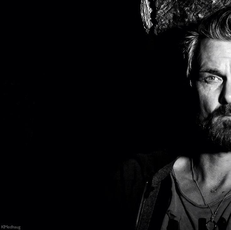 #beard 50%. #man me, selfie