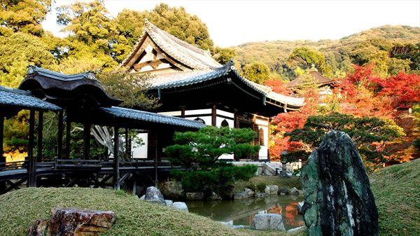 Kodaiji là một trong những đền, chùa nổi tiếng nhất tại Kyoto