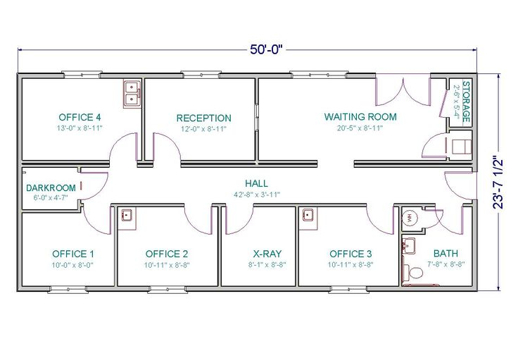 How to Design an Office Floor Plan | eHow.com