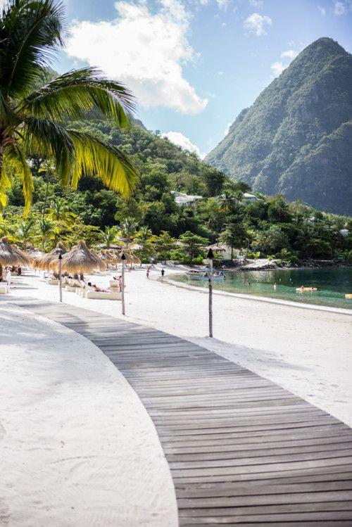Sugar Beach St. Lucia Beach Resort near the Pitons- Gal Meets Glam