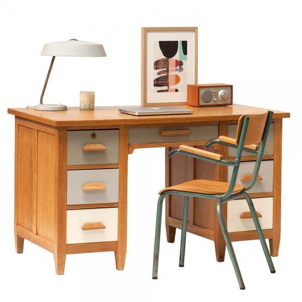 best 25 relooking bureau ideas on pinterest. Black Bedroom Furniture Sets. Home Design Ideas
