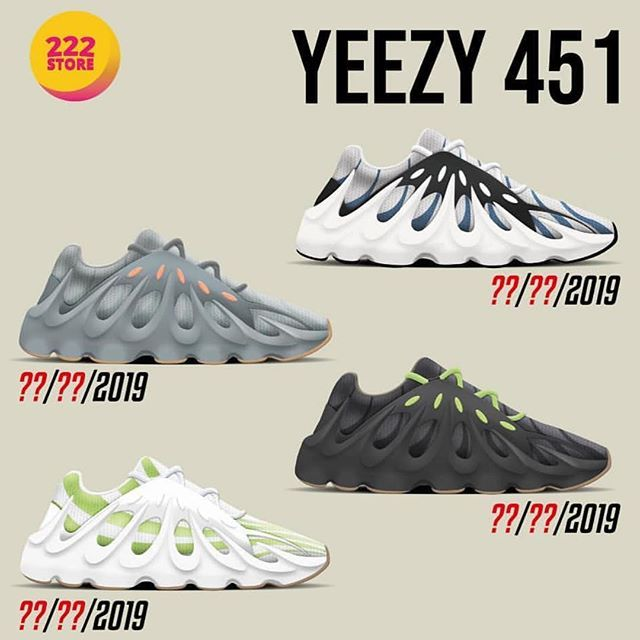 adidas Yeezy 451 Kanye West Shoes |