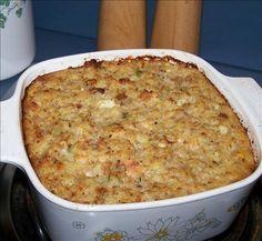 Photos Of Traditional Cornbread Dressing Recipe - Food.com - 46776