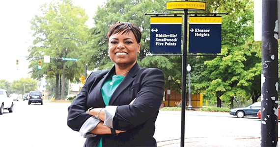 Charlotte Center City Partners named Tougaloo alum Alysia Osborne director of initiatives in communities anchored by Johnson C. Smith University. Osborne moves over from the Charlotte-Mecklenburg Planning Department, where she was a long-range planning coordinator. Prior to that, she was a transportation planner at the Charlotte Department of Transportation and a city planner in Jackson, Miss.