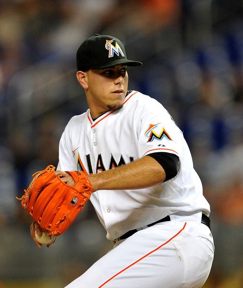 Jose Fernandez Marlins | nationals v miami marlins in this photo jose fernandez jose fernandez ...