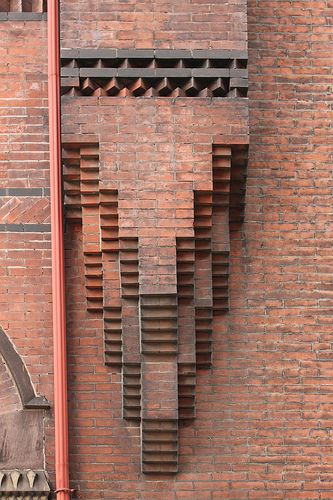Corbels make a BIG architectural statement.