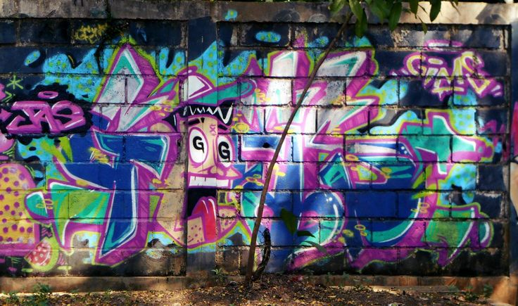 Crazy cool graffiti Indonesia