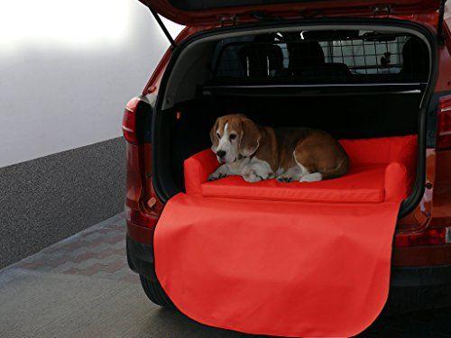 Aus der Kategorie Schondecken  gibt es, zum Preis von EUR 88,80  Hundematratze gefüllt als Standardfüllung = Kaltschaumstoff, so entsteht eine schonende und stützende Liegefläche. Der Bezug aus Kunstleder bildet eine anschmiegsame und weiche Oberfläche. Die lange Plane schützt die Stoßstange Ihres Fahrzeugs und sorgt dafür, dass auch bei Nässe Ihr Vierbeiner über die Stoßstange nicht ausrutscht. Ultraleicht und schnell herausnehmbar. Bei Bedarf als Zweit- oder Reisebett nutzbar. Material…